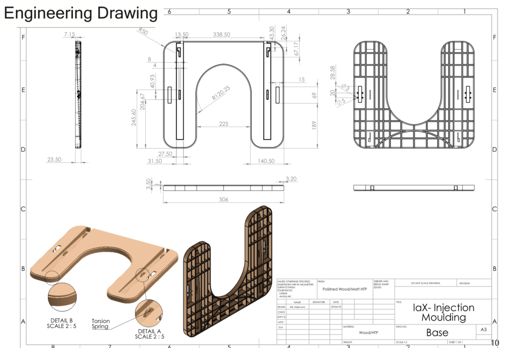 Example of Technical Drawing
